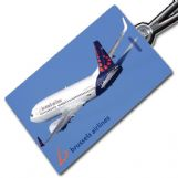 BRUSSELS AIRLINES 737-300 Crew Tag